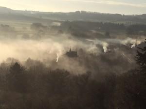 November Misty Village View H Maggs